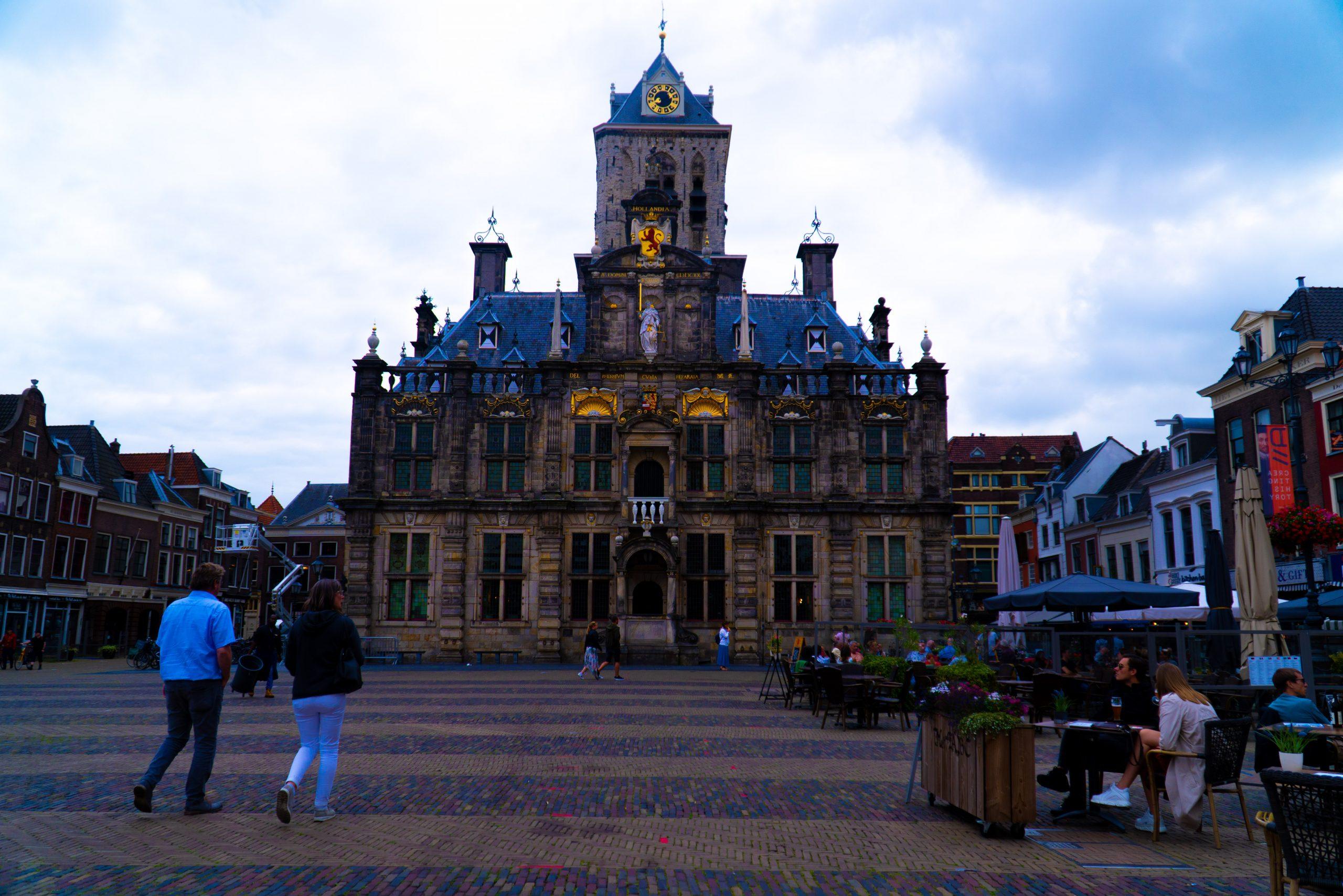 Delft Stadshuis