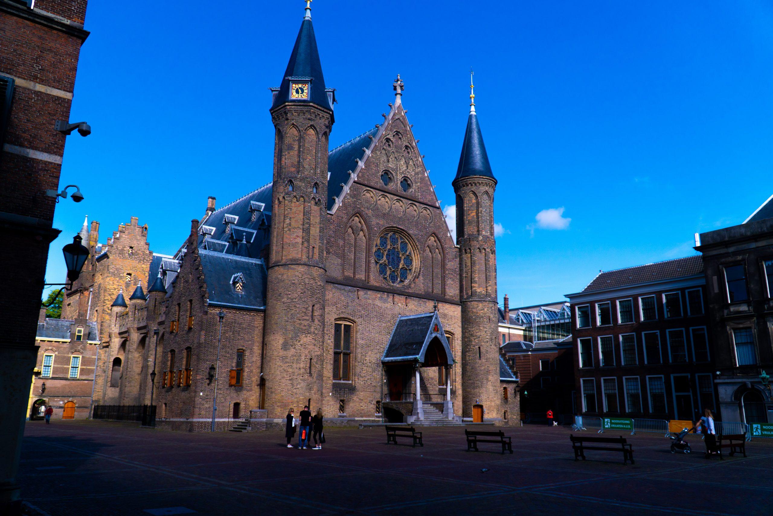 Den Haag Ridderhuis