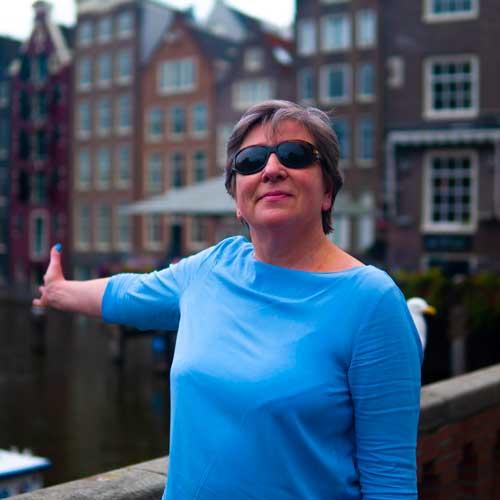 Elene Tikhonova - your guide in Amsterdam